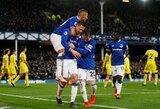 """""""Chelsea"""" vietiniame čempionate krito prieš """"Everton"""""""