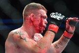UFC naujienos: P.Felderiui pergalingoje kovoje trūko plautis, J.Collieris suspenduotas dėl dopingo vartojimo