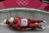 Pjongčange nutrūko brolių latvių olimpinių medalių serija