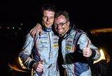 Dakaro ralis: B.Vanagas ir A.Juknevičius trasoje aplenkė ne vieną varžovą, V.Žala pasiekė finišą