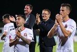 V.Dambrausko komanda sezoną Kroatijoje užbaigė lygiosiomis