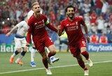 """S.Eto'o ragina M.Salah prisijungti prie """"Barcelona"""""""