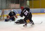 Lietuvos ledo ritulio čempionate – reperio Svaro įvartis