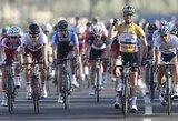 """Paskutiniame """"Tour of Qatar"""" lenktynių etape A.Kruopis finišavo 20-as"""
