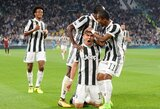 """""""Serie A"""" pirmenybėse - istorinis turnyro startas ir nesustabdomas P.Dybala"""