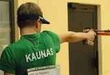 V.Sabataičiui iki vietos Europos šaudymo sporto čempionato finale pritrūko dviejų taškų