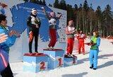 T.Strolia Europos jaunių žiemos olimpiniame festivalyje aplenkė beveik 40 varžovų