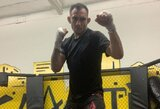 """Paviešintas naujas """"kovų savaitės"""" protokolas, pritaikytas artėjantiems UFC turnyrams"""