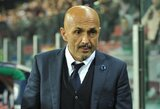 "Oficialu: ""Inter"" atsisveikino su L.Spalletti"