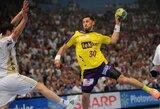 """Minsko """"Dinamo"""" su R.Čepuliu atsidūrė per žingsnį nuo EHF Čempionų lygos grupių etapo"""