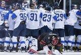 Žiaurus smūgis Kanadai: šeimininkai po paskutinę minutę praleisto kuriozinio įvarčio ir tragiško pratęsimo baigė kovą dėl pasaulio U-20 čempionato medalių