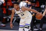 NBA paskelbė MVP ir kitų prizų finalininkus