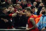 """Jausmingas P.Coutinho laiškas """"Liverpool"""" ir jo fanams: """"Visą gyvenimą branginsiu jus savo širdyje"""""""