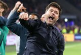 "M.Pochettino gali sugrįžti atgal į ""Tottenham"""