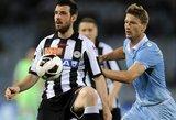 """M.Stankevičius žaidė valandą, bet """"Lazio"""" patyrė nesėkmę"""