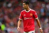 """C.Ronaldo po patirto """"Man Utd"""" pralaimėjimo pasidalijo ypatinga žinute"""