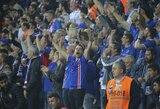 Islandija tapo mažiausia tauta, patekusia į pasaulio čempionatą