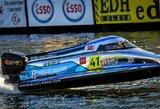 E.Riabko dėl diskvalifikacijos prarado trečią vietą pasaulio čempionato etape Abu Dabyje