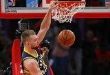 """D.Sabonis žaidė blankiai, bet """"Pacers"""" pratęsė pergalių seriją Los Andžele"""