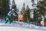 Pasaulio orientavimosi sporto slidėmis čempionate R.Kavaliauskas užėmė 22-ą vietą
