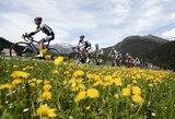 Dviračių lenktynėse Šveicarijoje ir Slovėnijoje lietuviai liko toli nuo lyderių