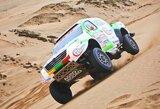 Dienos prieš Dakaro startą: pirmieji testai ir vakarienė kopose