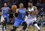 Trys NBA komandos, kurios gali nustebinti pirmajame atkrintamųjų etape