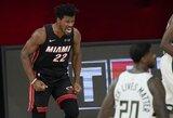 """Fantastišką paskutinį kėlinį sužaidusi """"Heat"""" – per žingsnį nuo Rytų finalo"""