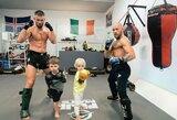 C.McGregoras atsakė į sirgalių klausimus: apie labiausiai neįvertintą UFC kovotoją, sunkiausią varžovą, susidomėjimą kovoti su M.Holloway ir fenomenalų Ch.Nurmagomedovą