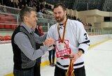 """M.Kieras – naujasis """"Hockey Punks"""" treneris"""