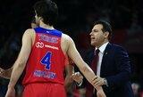 CSKA nuo Vieningosios lygos finalo skiria viena pergalė