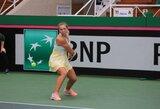 A.Paražinskaitė toliau skina pergales jaunių teniso turnyre Belgijoje