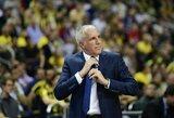 """Ž.Obradovičius kirto FIBA """"langų"""" sistemai ir atskleidė, kas šioje situacijoje turėjo parodyti iniciatyvą"""