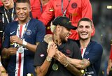 """Prancūzijos žiniasklaida: PSG paskelbti """"Ligue 1"""" čempionais"""
