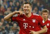"""Neturi sau lygių? """"Bayern"""" ir toliau Vokietijoje žygiuoja vien pergalių taku"""