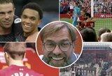 """Pamatykite: """"Liverpool"""" pasidalino klipu, priverčiančiu braukti ašarą ne vienam klubo gerbėjui"""