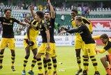 """""""Borussia"""" gražia pergale pradėjo Vokietijos lygos čempionatą"""