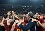 """""""Galatasaray"""" užmojis – žaisti Eurolygos finalo ketverte"""