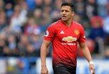 """ESPN: A.Martialio patirtos traumos rimtumas nuspręs A.Sanchezo likimą """"Man United"""" komandoje"""