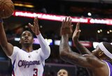 """""""Kings"""" pralaimėjimų seriją pratęsę """"Clippers"""" krepšininkai pakartojo visų laikų klubo rekordą"""