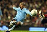 """Inter"" domisi ""Manchester City"" klubo duetu - A.Kolarovu ir N.de Jongu"