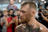UFC ekspertas pateikė savo versiją, kodėl C.McGregoras taip greitai baigė derybas su C.Nurmagomedovu