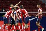 """L.Suarezo įvartis padovanojo """"Atletico"""" klubui svarbius 3 taškus"""