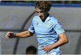 """""""Lazio"""" klubas įsigijo B.Mussolini proanūkį"""