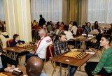 Europos šimtalangių šaškių čempionate lietuviai liko be medalių