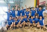"""Vilniaus """"MSC Baltic Amadeus"""" komanda tapo Lietuvos vandensvydžio čempione"""