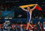 """Imtynininkas A.Kazakevičius: """"Ant olimpinės pakylos supranti – ne veltui tiek metų ėjai į priekį"""""""