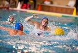 Atvirajame Europos sąjungos vandensvydžio čempionate Lietuvos rinktinė iškovojo penktą vietą