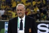 "V.Del Bosque: ""Brazilai už mus buvo tiesiog geresni"" (+ 6 komentarai)"