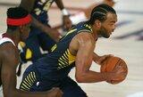 """Orlande stebinantis puolėjas atvedė """"Pacers"""" į dar vieną pergalę"""